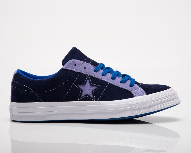 Кецове Converse One Star Ox Colorblock Suede