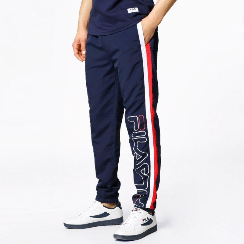 Type Pants Fila Santo Printed Slim Pant
