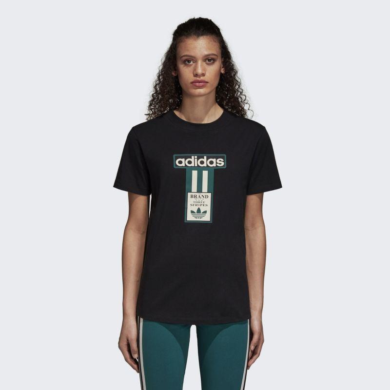 Тениска adidas Originals Wmns Adibreak Logo Tee