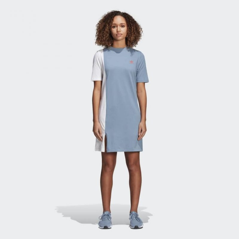 Type Skirts / Dresses adidas Originals Wmns Active Icons Tee Dress