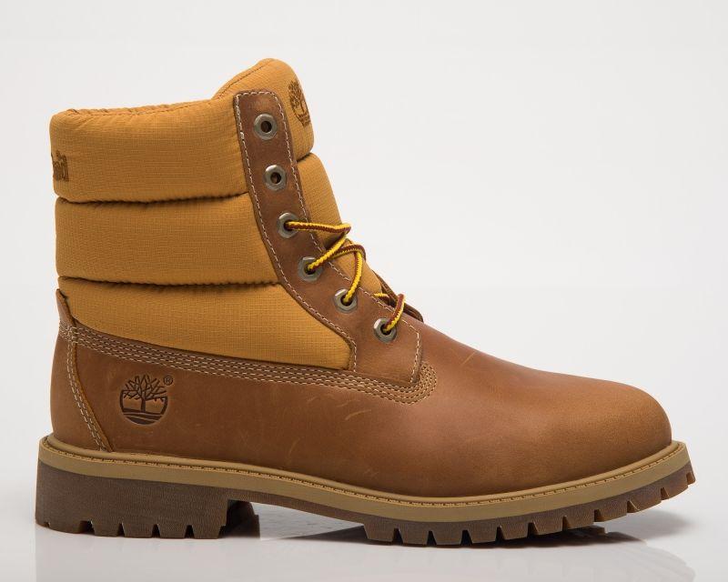 Кецове Timberland 6 Inch Ghete Premium Waterproof Junior Boots