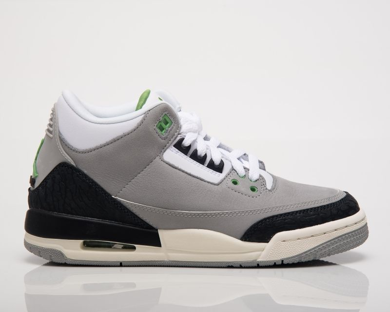 Кецове Air Jordan Retro 3 GS Chlorophyll