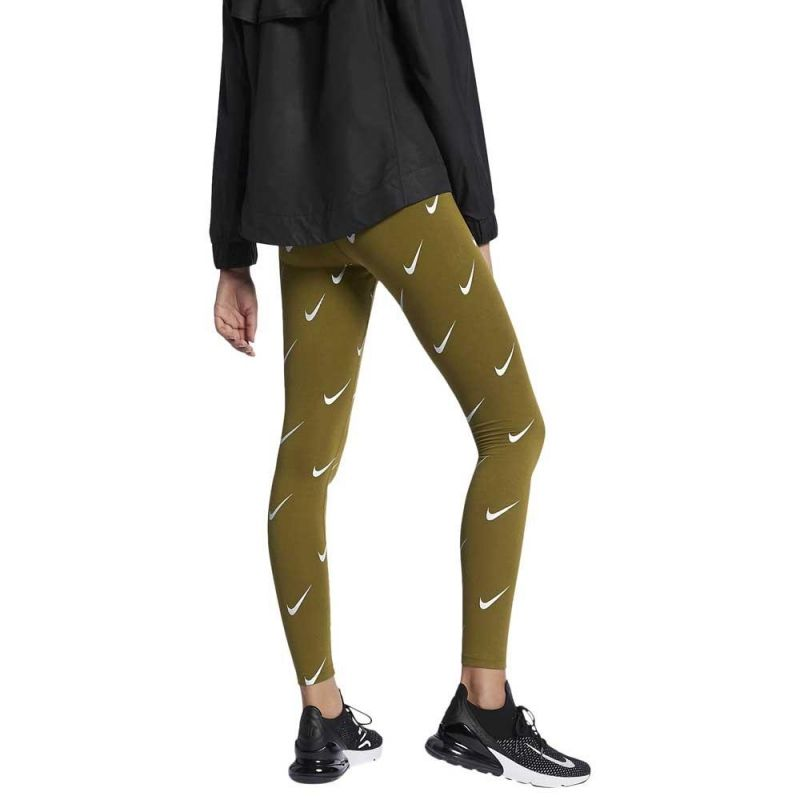 Type Pants Nike Wmns Sportswear Leg-A-See Print Metallic Leggings