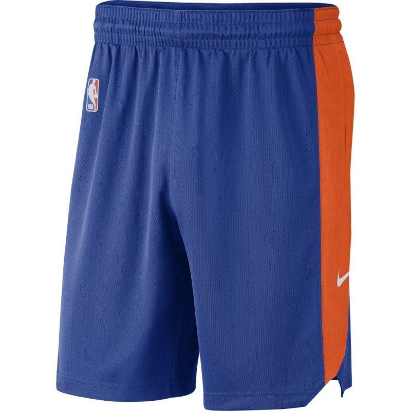 Type Shorts Nike NBA New York Knicks Practice Shorts