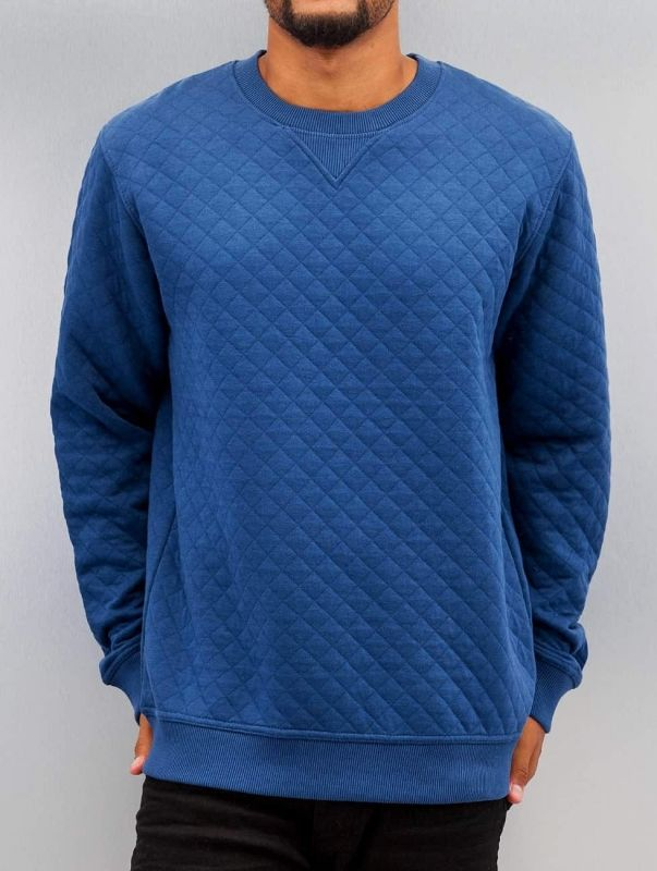 Cazzy Clang / Jumper Honeycomb in blue