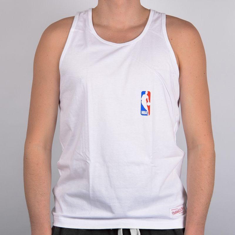 Тениска Mitchell & Ness NBA Logoman Team Logo Tank