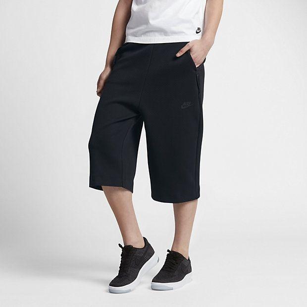 Type Pants Nike WMNS NSW Tech Fleece 3/4 Pant