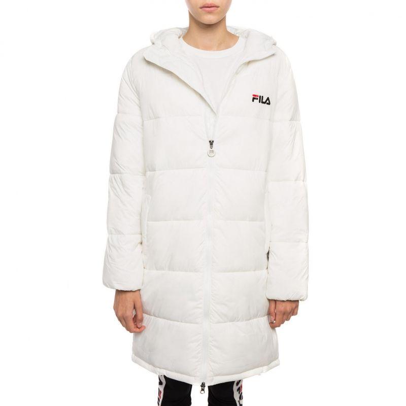 Type Jackets Fila Wmns Zia Long Puff Jacket