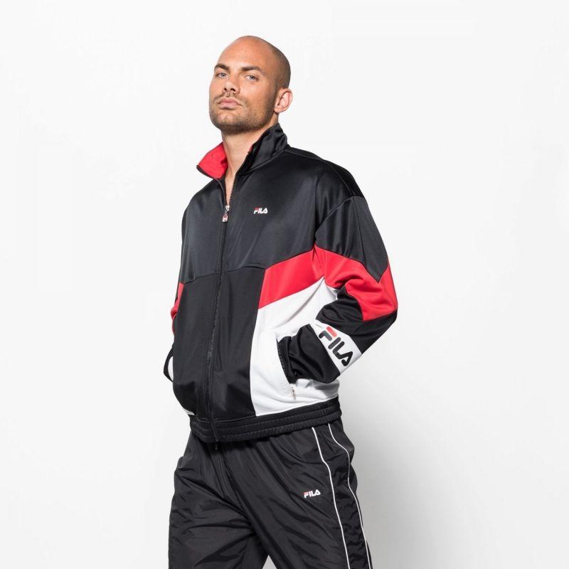 Type Hoodies Fila Talbot Track Jacket