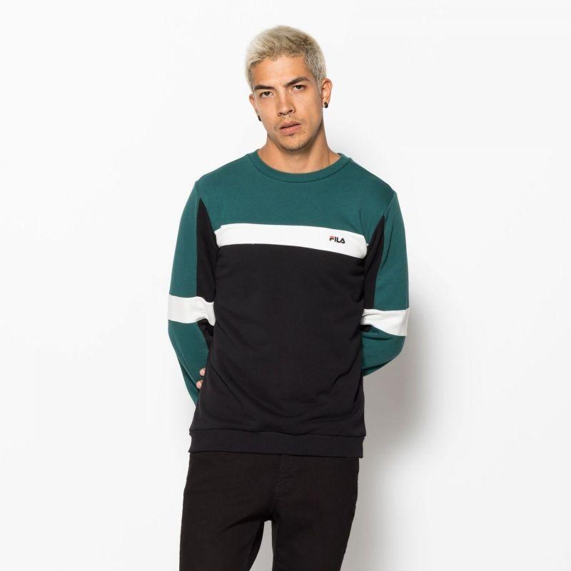 Type Hoodies Fila Norbin Crew Sweatshirt