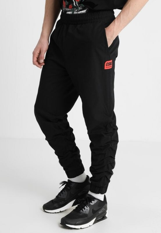 Type Pants Cayler & Sons Black Label Nine Zero Stacked Jogger Pants