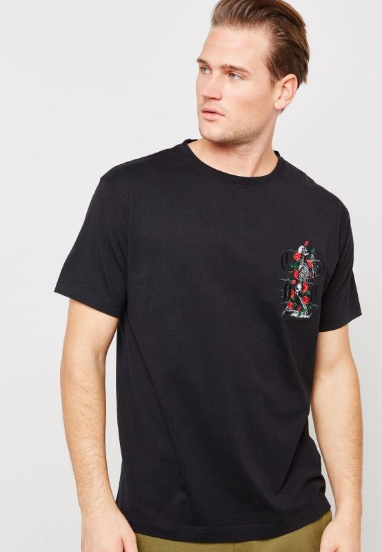 Type Shirts Cayler & Sons Black Label Subtle Tee