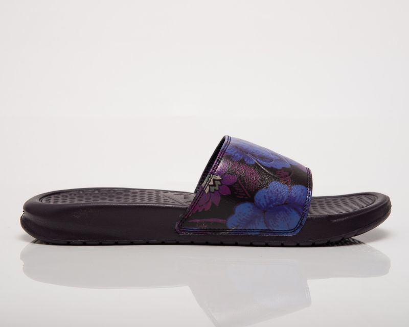 Type Slides Nike Wmns Benassi Just Do It Print