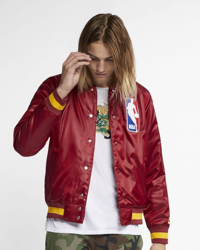 Type Jackets Nike SB x NBA Bomber Jacket