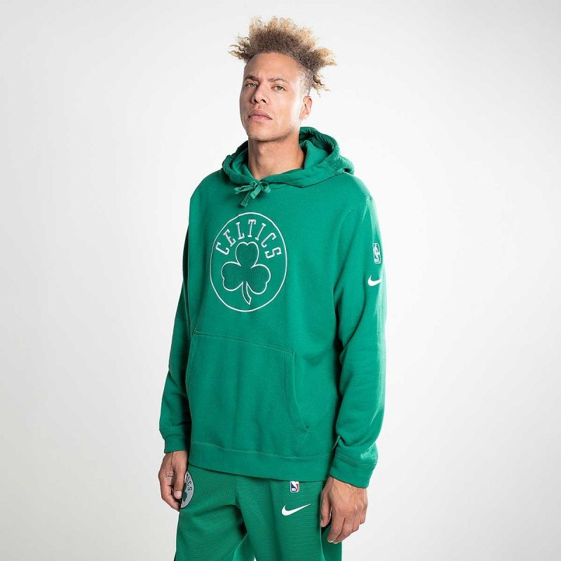 Type Hoodies Nike NBA Boston Celtics Hoodie