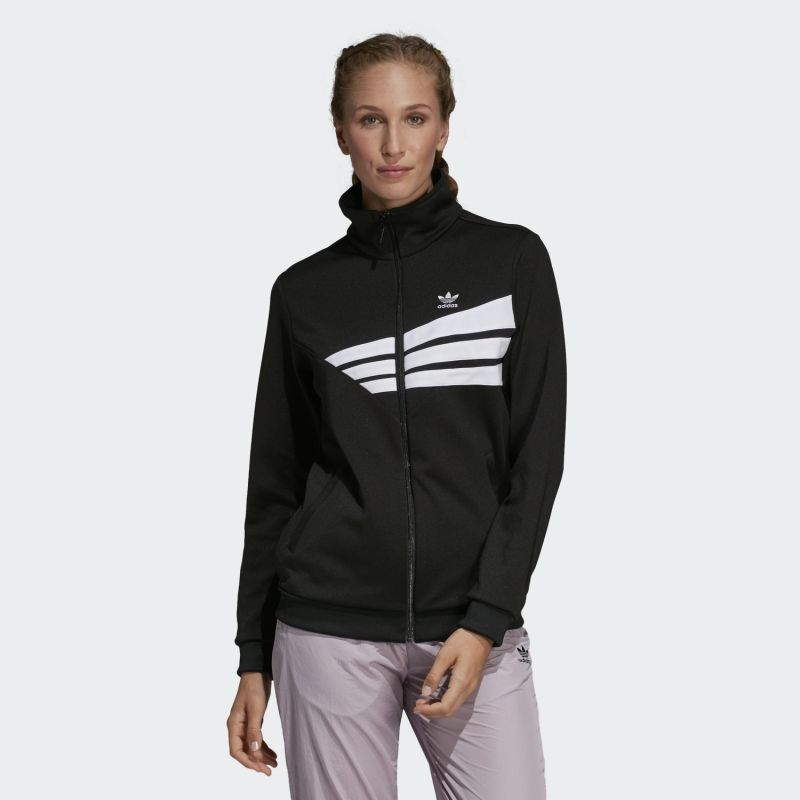 Type Hoodies adidas Originals Wmns Track Jacket