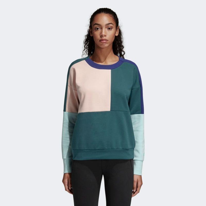 Type Hoodies adidas Wmns ID Glory Sweatshirt