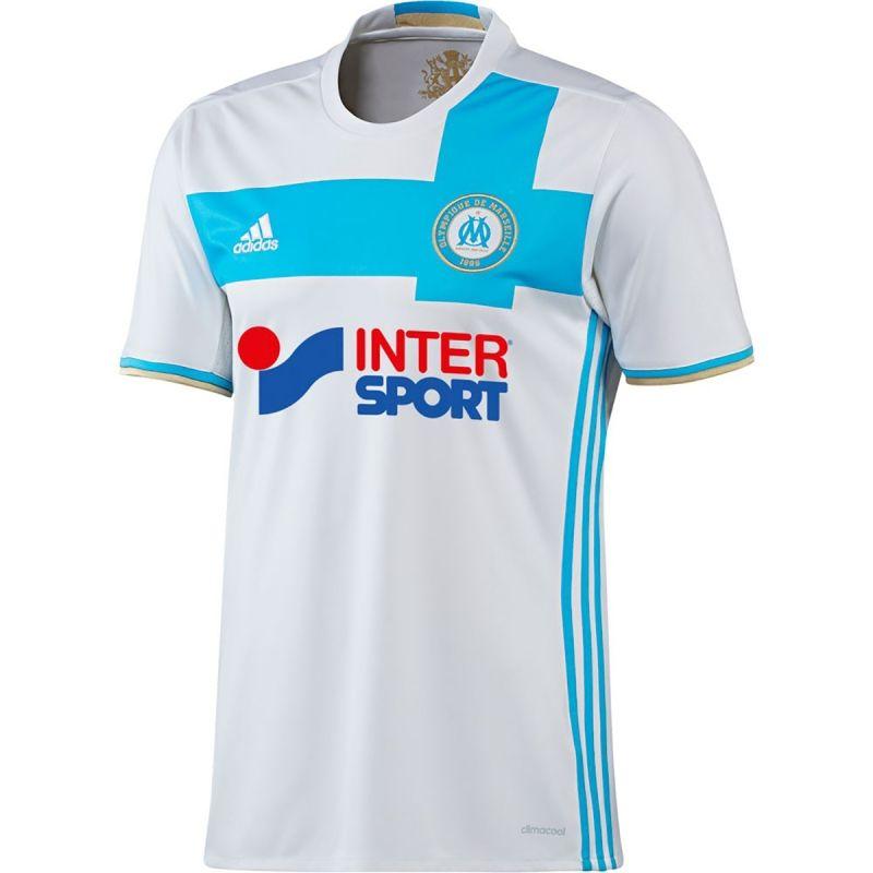 Тениска adidas Olympique Marseille Home Replica Jersey