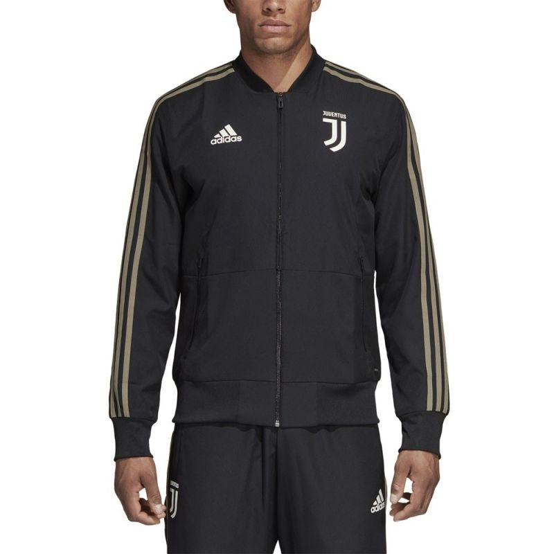 Type Hoodies adidas FC Juventus Presentation Jacket