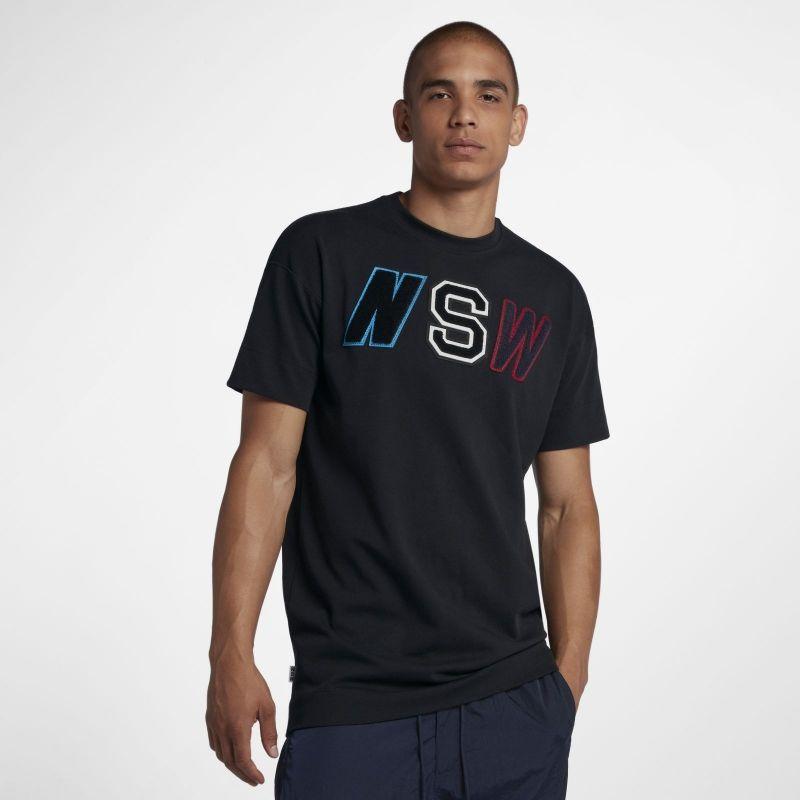 Type Shirts Nike NSW Tee