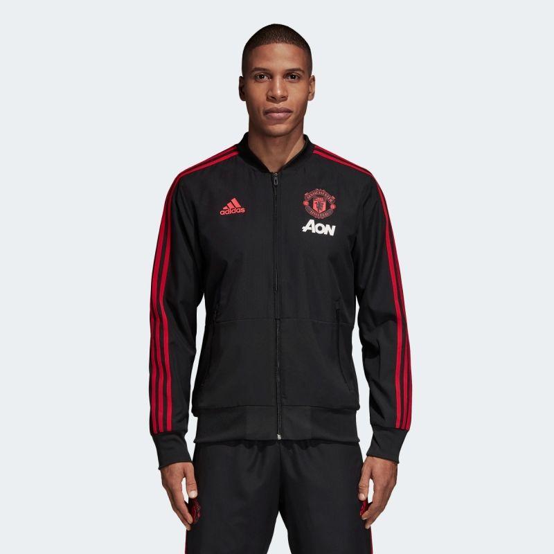 Type Hoodies adidas Manchester United Presentation Jacket