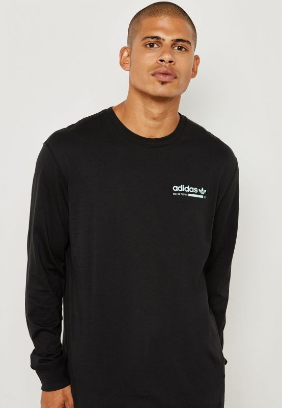 Type Shirts adidas Originals Kaval Graphic Long Sleeve T-Shirt