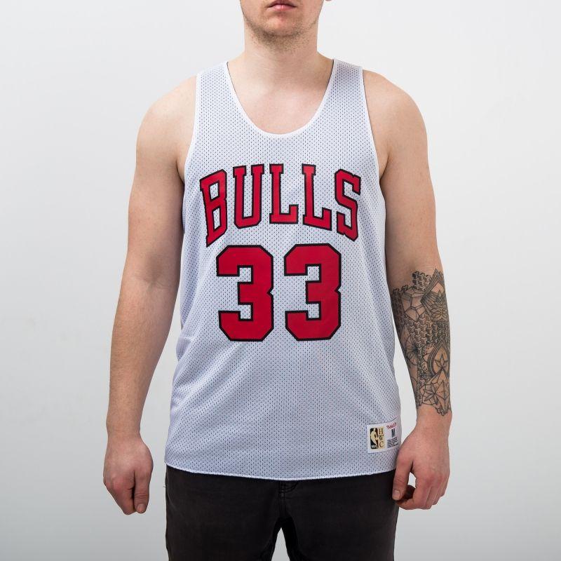 Type Shirts Mitchell & Ness NBA Chicago Bulls/All-Star 1995 Scottie Pippen Reversible Mesh Tank