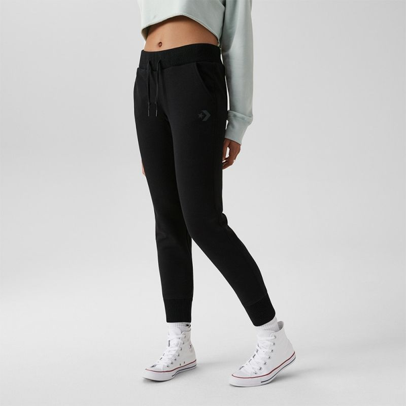 Type Pants Converse Wmns Sweater Knit Pants