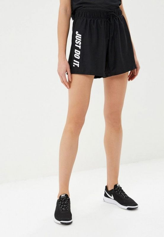 Type Shorts Nike Wmns DRI-Fit Graphic Training Shorts