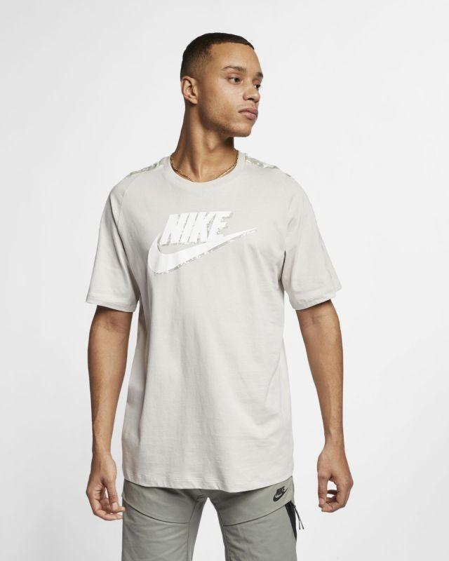 Type Shirts Nike Sportswear Camo T-Shirt