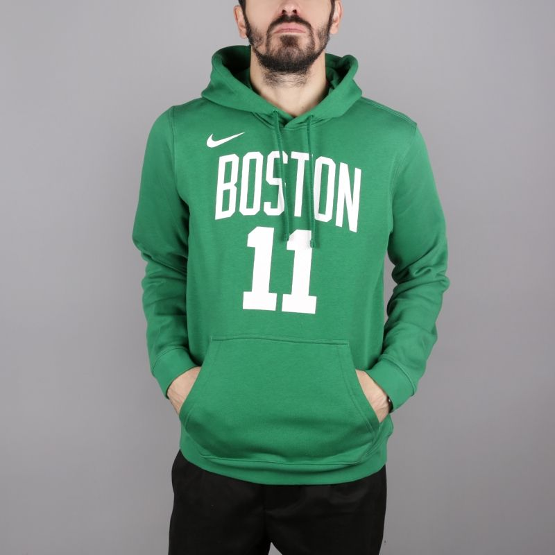 classic fit c2c01 0e4b1 Type Hoodies Nike NBA Boston Celtics Kyrie Irving Hoodie