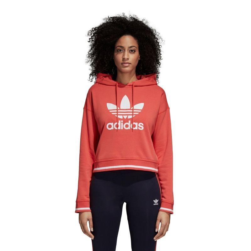 Type Hoodies adidas Originals Wmns Active Icons Hoodie