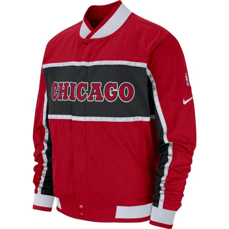Type Jackets Nike NBA Chicago Bulls Courtside Jacket
