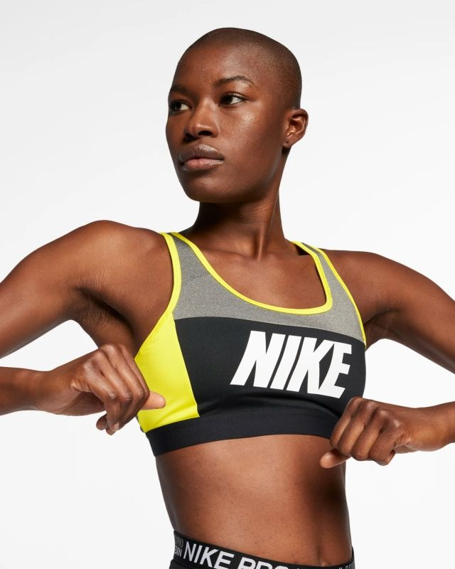 Type Bra Nike Wmns Classic Medium Support Sports Bra