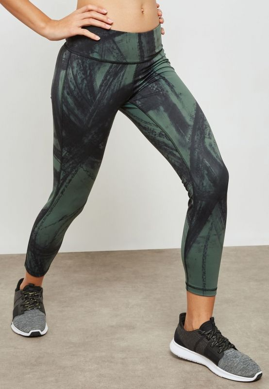 Type Pants Reebok Wmns Lux Bold 7/8 Chalked Movement Tights
