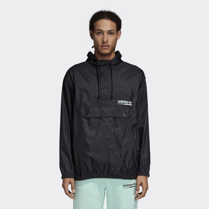 Type Jackets adidas Originals Kaval Graphic Windbreaker
