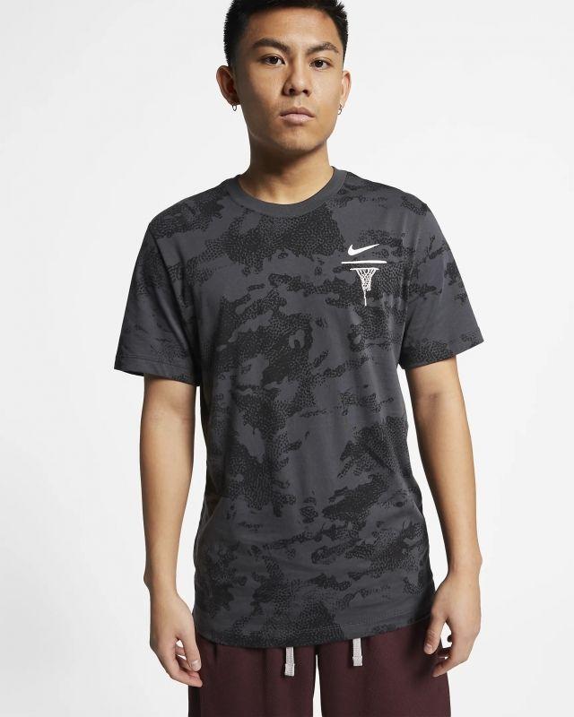 Type Shirts Nike Printed Basketball T-Shirt