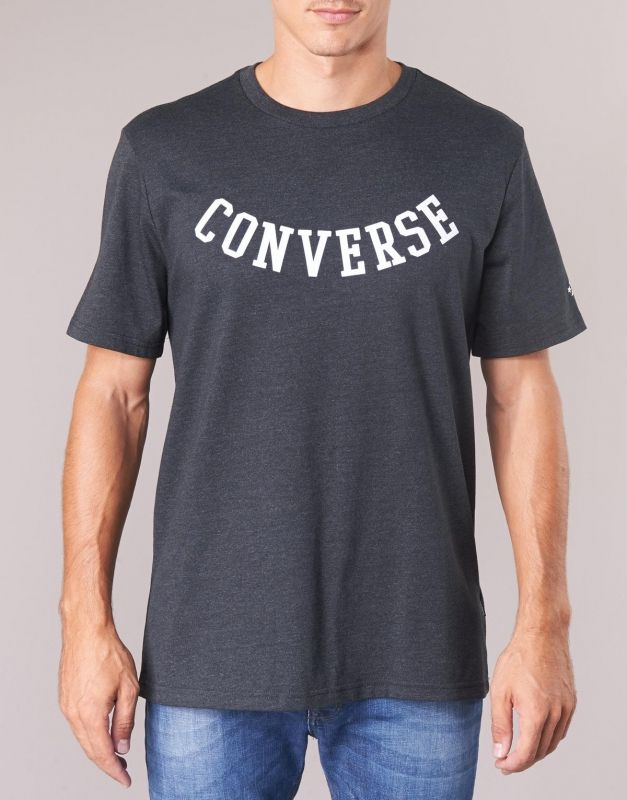 Тениска Converse Reverse Athletic Arch Tee