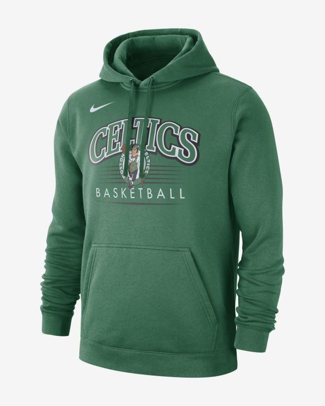 Type Hoodies Nike NBA Boston Celtics Hoodie