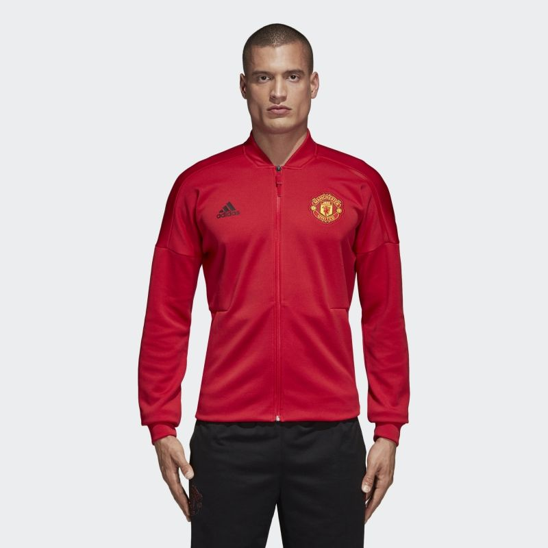 Type Hoodies adidas Manchester United Z.N.E. Jacket