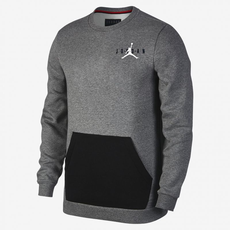 Суичър Jordan Jumpman Air Fleece Crew