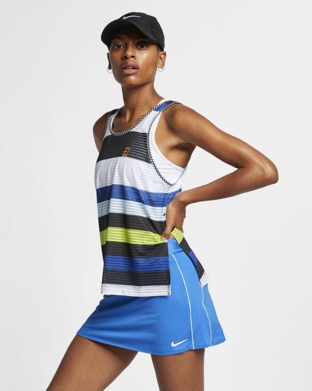 Type Shirts Nike Wmns Court Dri-FIT Printed Tank Top
