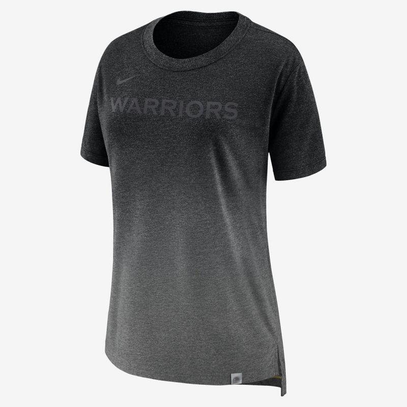 Тениска Nike WMNS NBA Golden State Warriors ELV Tee