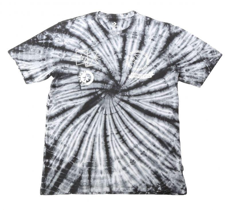 Тениска Converse Tie Dye Multi Graphic Tee