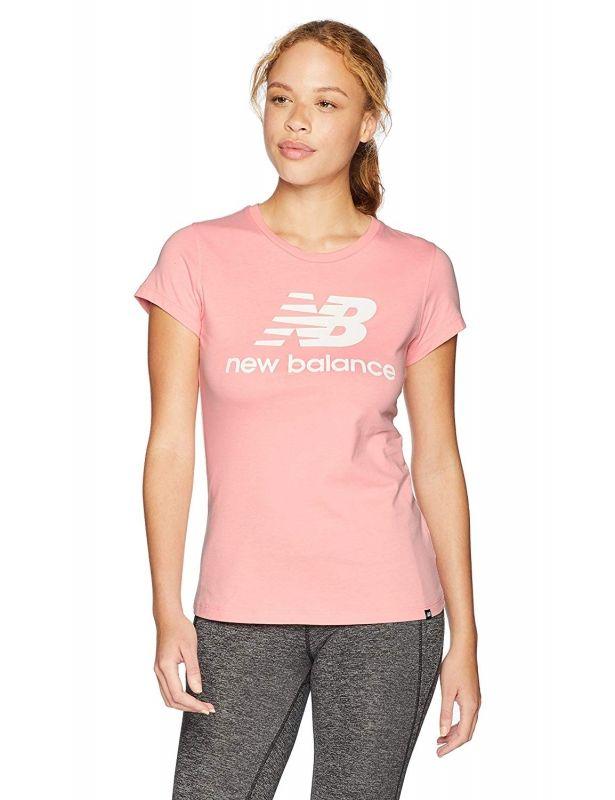 Тениска New Balance Wmns Logo T-Shirt