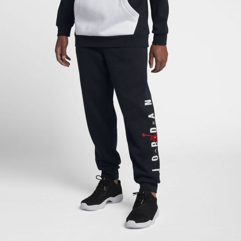 Type Pants Jordan Sportswear Jumpman Air Graphic Fleece Pants