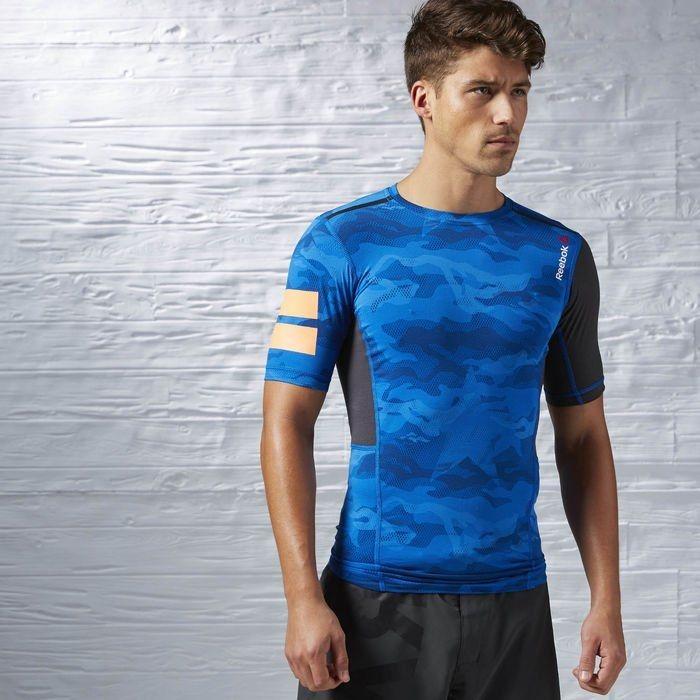 Тениска Reebok One Series Elite Quik Cotton Compression Tee
