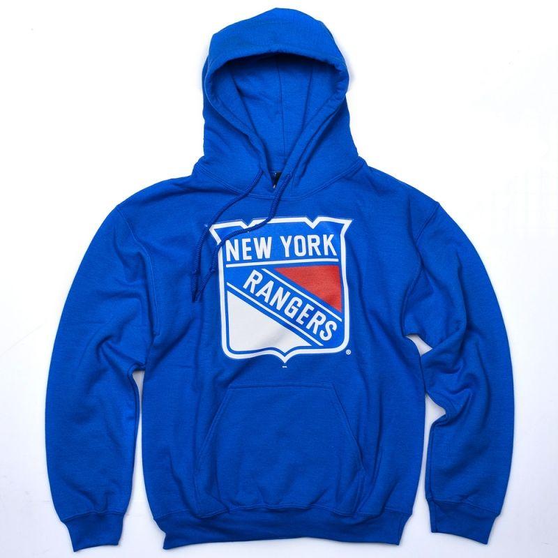 Суичър Majestic New York Rangers Bember Logo Hoody