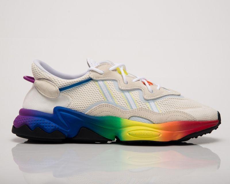 latest design new lower prices release date Кецове adidas Originals Ozweego Pride