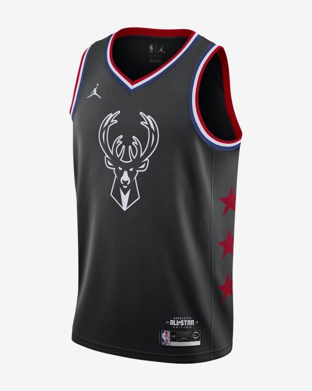 Type Shirts Jordan NBA Giannis Antetokounmpo All-Star Edition Authentic Jersey
